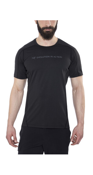 Arc'teryx Phasic Evolution T-Shirt Men Black